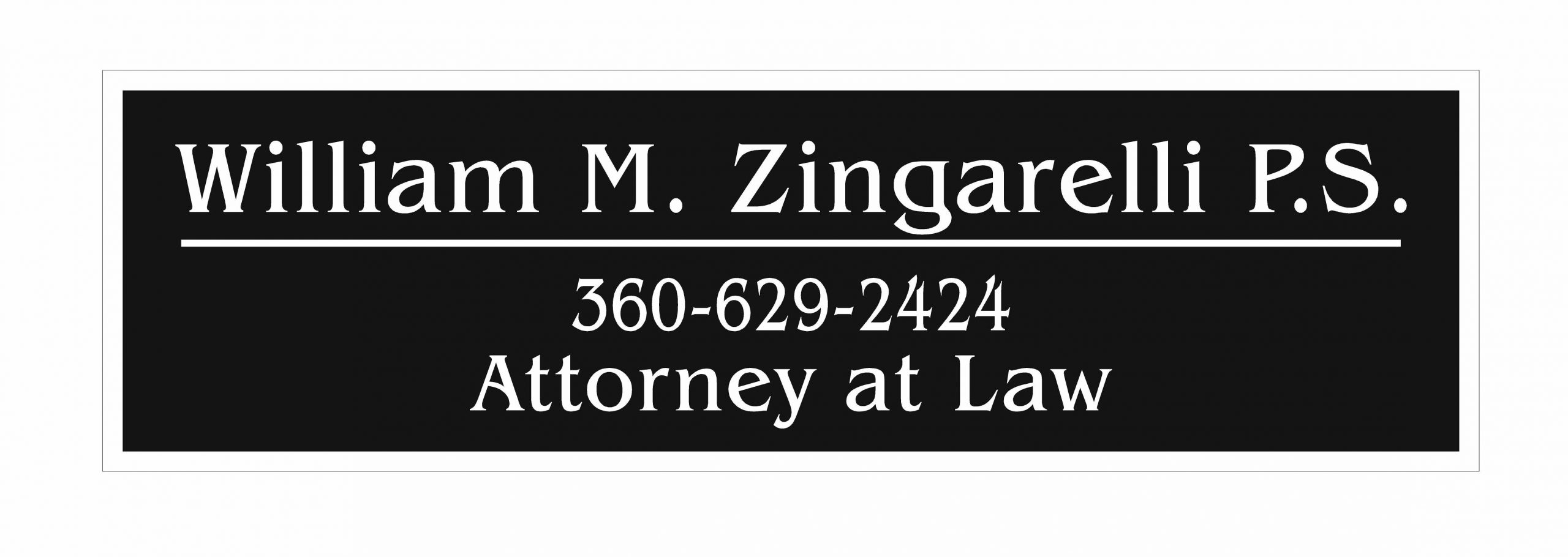 Zingarelli Attorney at Law logo